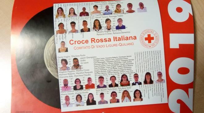 calendario croce rossa 2019