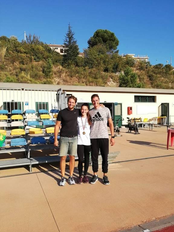 Campionati Italiani Cadetti a Rieti