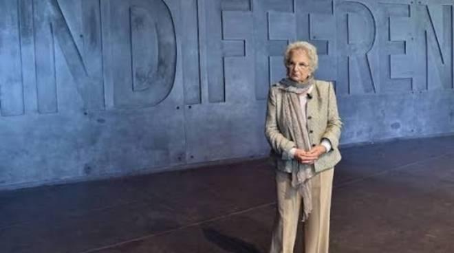 80° leggi razziali -Incontro con la Senatrice a vita Liliana Segre