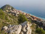 VARIGOTTI: il balcone sul mare