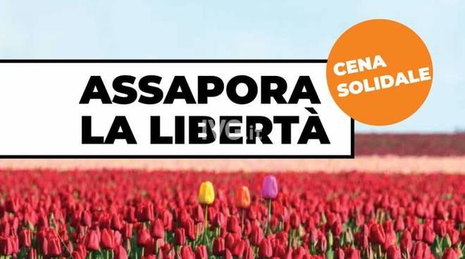 Domani sera alla SMS Cantagalletto cena di solidarietà a favore di Libera