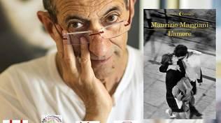 """Domani alla Ubik e alla SMS Cantagalletto di Savona Maurizio Maggiani presenterà il nuovo romanzo """"L'amore"""""""