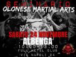 SEMINARIO OLONESE MARTIAL ARTS