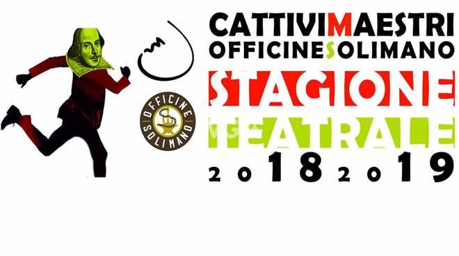 Domani sera ai Cattivi Maestri di Savona: presentazione della nuova stagione teatrale