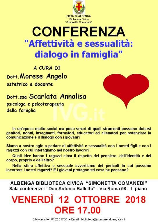 Affettività e Sessualità: Dialogo in Famiglia