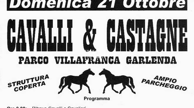 Cavalli & Castagne - Garlenda