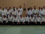 L\' Aiki Dojo di Finale festeggia il 6° Dan del Maestro Cenisio