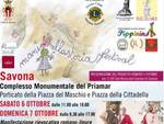 Oggi e domani al Priamar di Savona: Mani nella storia Festival