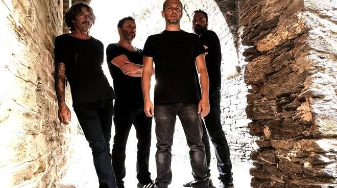 Crazy Bull, serata metal Kormak, Last Rites, Gorepest e Varego