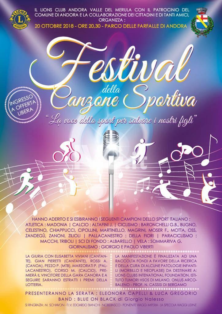 Festival della Canzone Sportiva