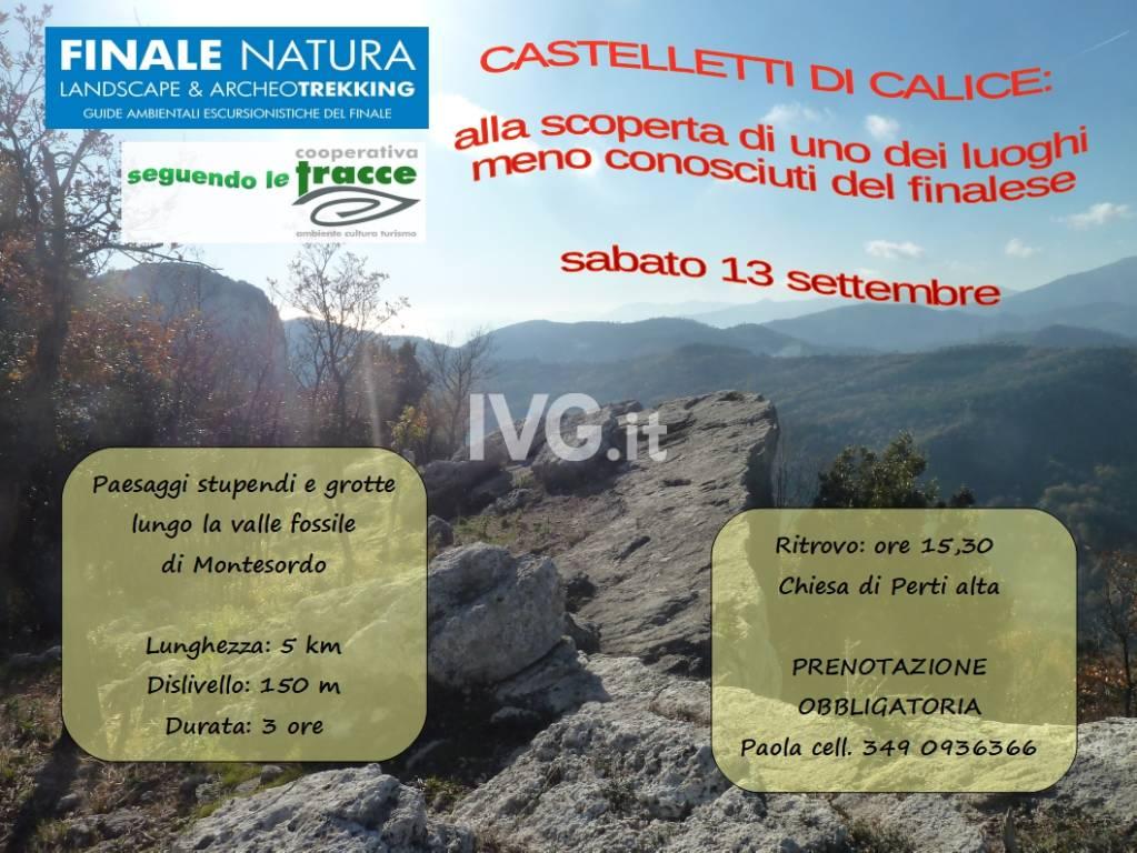 """Escursione \""""I Castelletti\"""""""