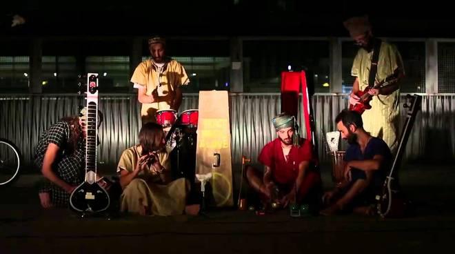 Electropark, anteprima con il concerto a Palazzo Reale di Al Doum & The Faryds
