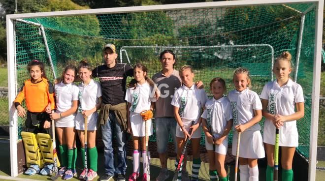 Vittoria Savona hc under 14 femminile