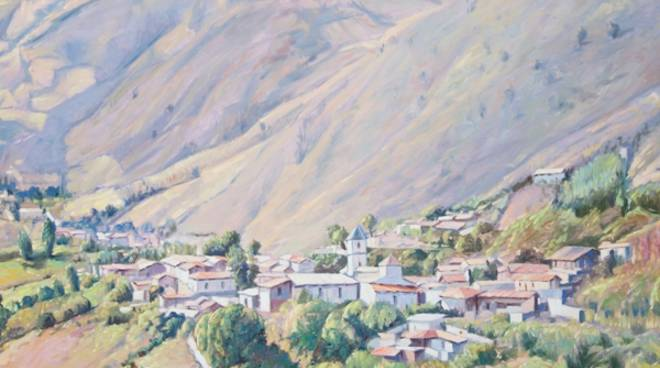 Giovanni Di Munno: pintor de El Avila