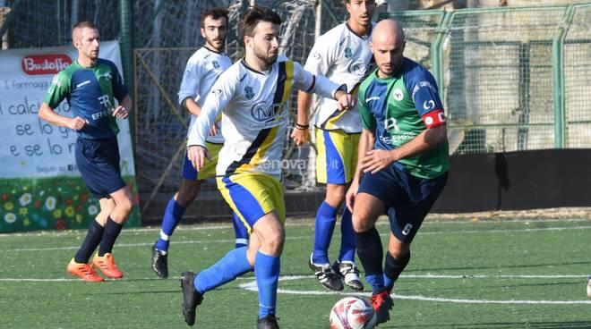 Carignano vs Campo Ligure il Borgo Sec Cat Girone D