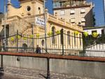 castagnata con lezioni di volley all'oratorio Don Bosco