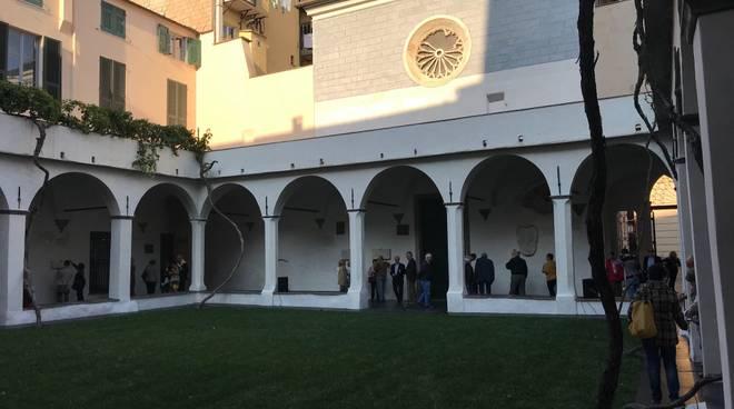 Chiostro Complesso Monumentale Duomo Savona