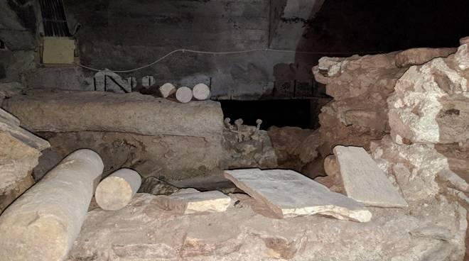 cripta san michele