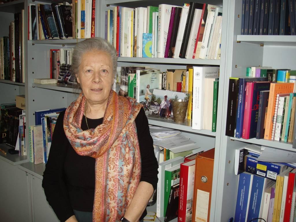 Elena Accati botanica e agronoma