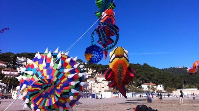 Festival Aquiloni Andora