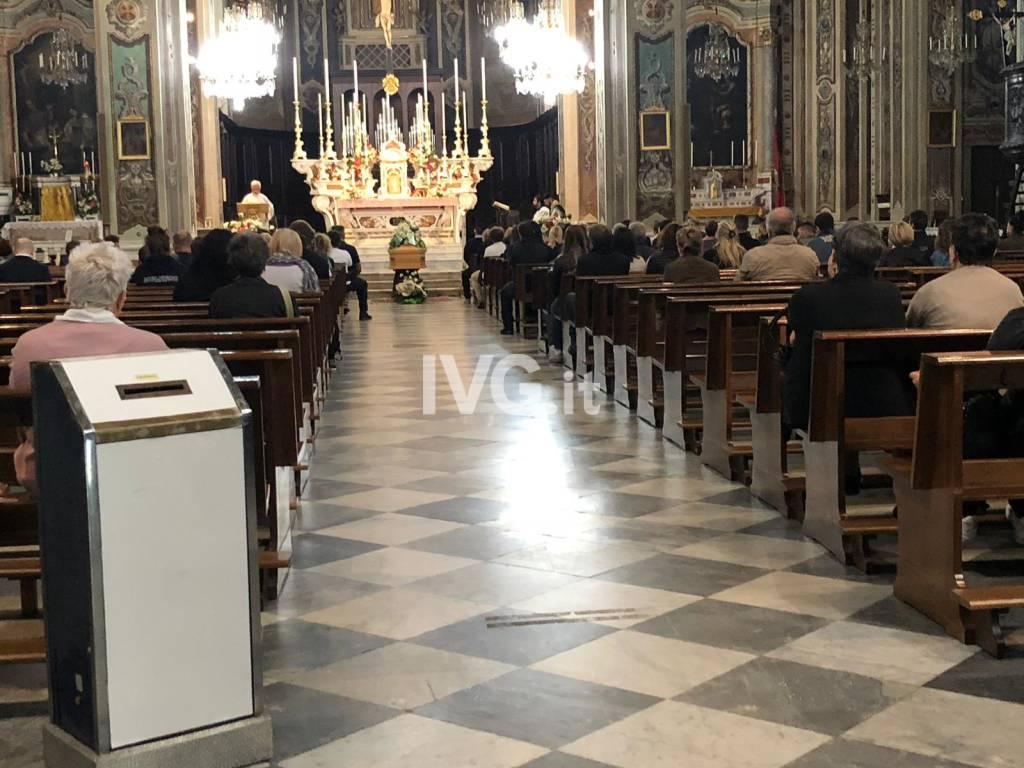 Funerale Ramona Baccelliere