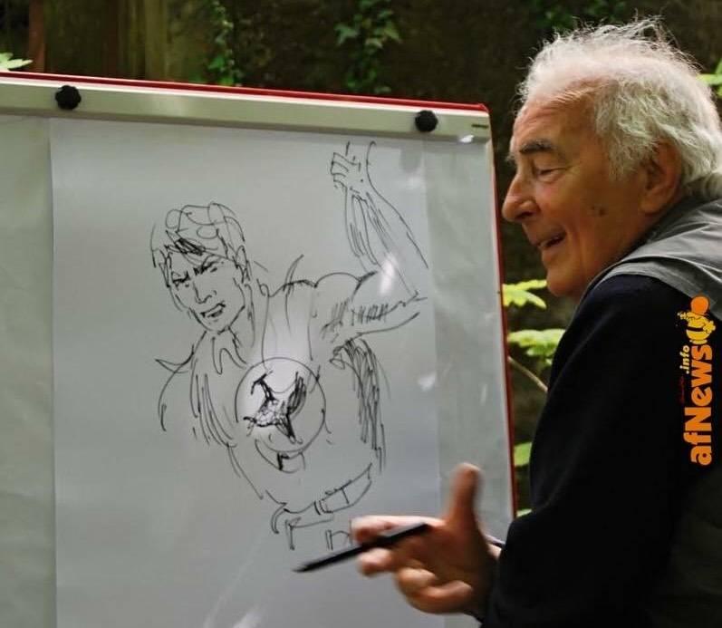 Gallieno Ferri fumettista
