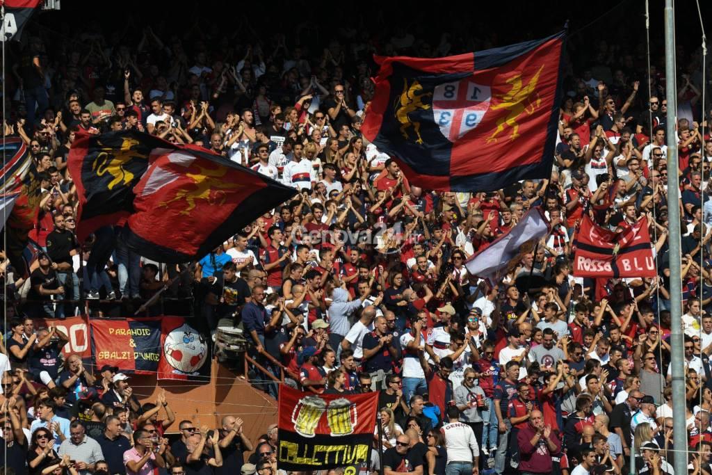 Genoa Vs Parma Serie A