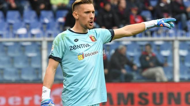Genoa Vs Udinese  Serie A