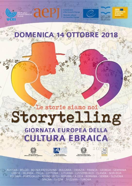 Genova capofila Giornata Europea Cultura Ebraica 2018