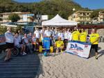 Giornata di immersioni per gli ospiti dell'Unità Spinale del Santa Corona