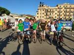 Gli Ironman Manuela Zunino, Andrea Olivero e Simone Cabrini