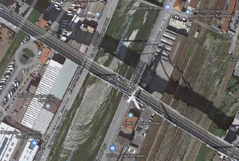 google maps morandi