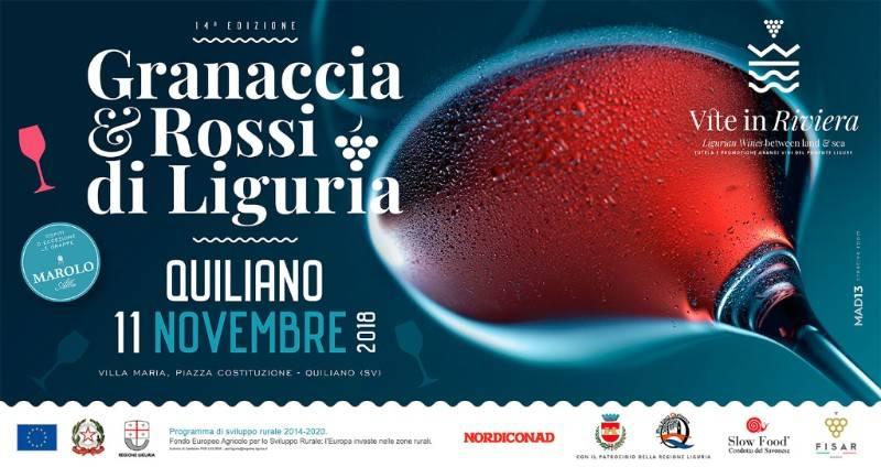 Granaccia & Rossi di Liguria 2018
