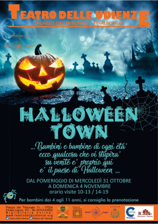 """Halloween Town"" Baba Jaga Finalborgo"