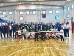 L'inaugurazione del Palamarco di Albenga