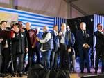 La prima edizione del Festival della Canzone Sportiva di Andora