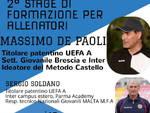 locandina stage allenatori calcio