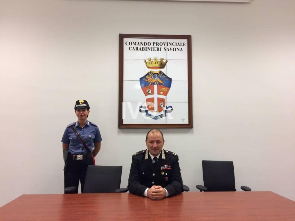 Maggiore Pizziconi carabinieri