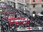 Manifestazione Riprendiamoci Genova 13 ottobre