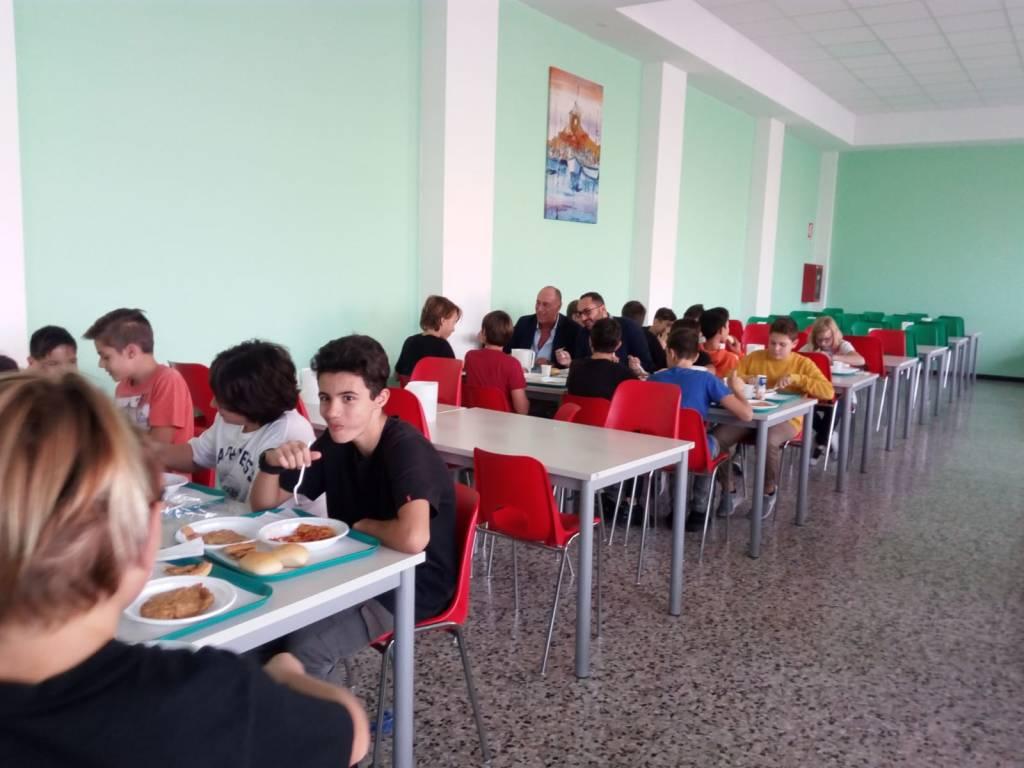 Melgrati Macheda mensa scuola Alassio