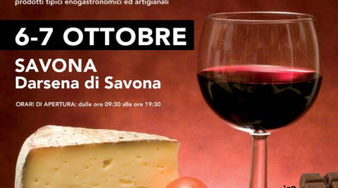 Mercatino Regionale Piemontese Savona 2018