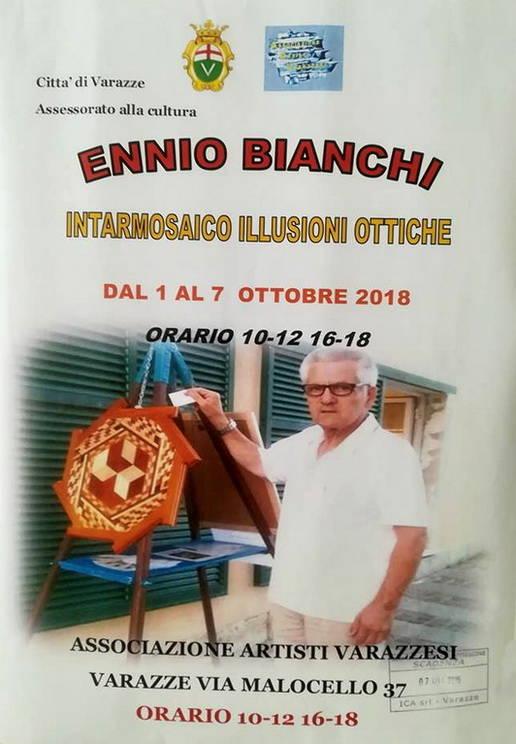 Mostra d'arte Ennio Bianchi e Sergio Lavagetti