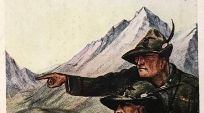 Mostra filatelica fotografia Grande Guerra Albenga