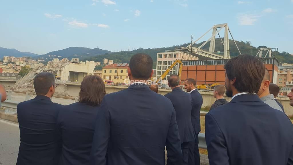 nazionale sotto il ponte