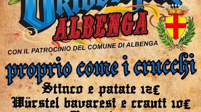 Oktoberfest Taberna del Foro Albenga 2018