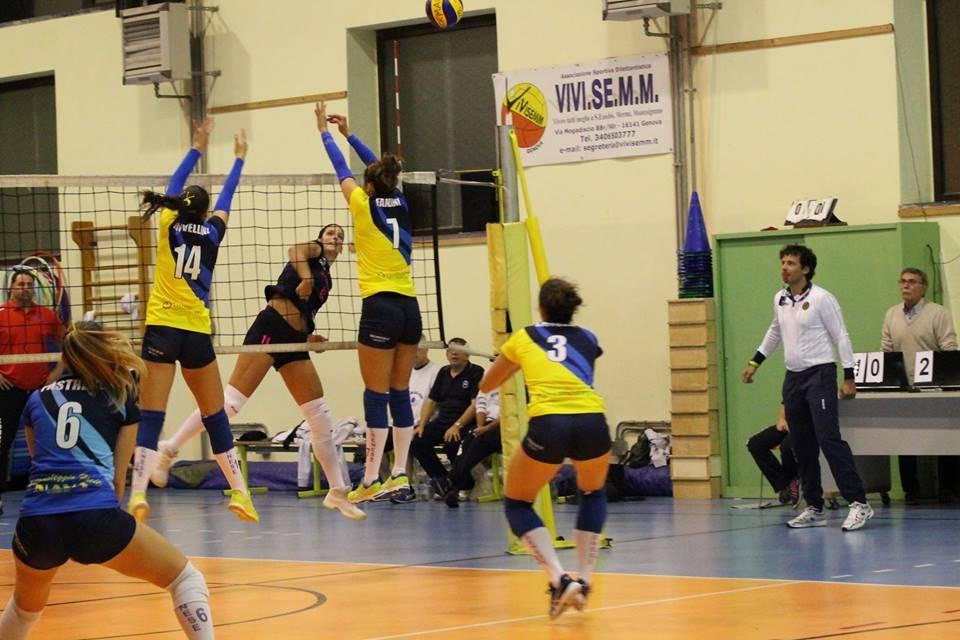Pallavolo, Serie B2: Normac Avb Genova vs Conad Alsenese