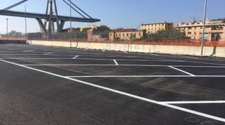 Parcheggio interscambio brin morandi bucci
