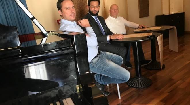 Presentazione concerti d'Autunno Albenga