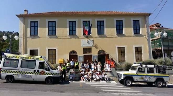 protezione civile giustenice