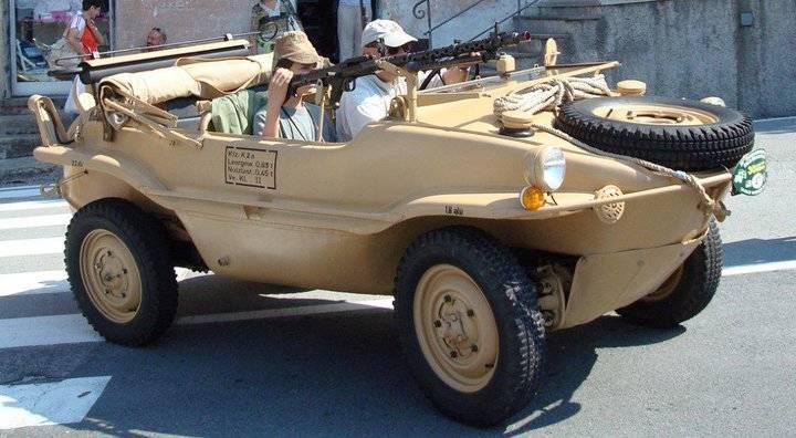 Raduno veicoli militari Villanova d'Albenga e Alassio 2018